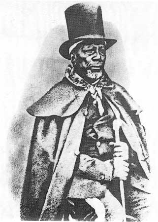 King moshoeshoe the first